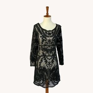 Anthropologie Dresses - Lace Dress